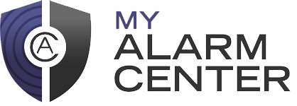My Alarm Center Logo